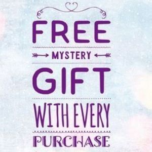 Free Mystery Gift!!